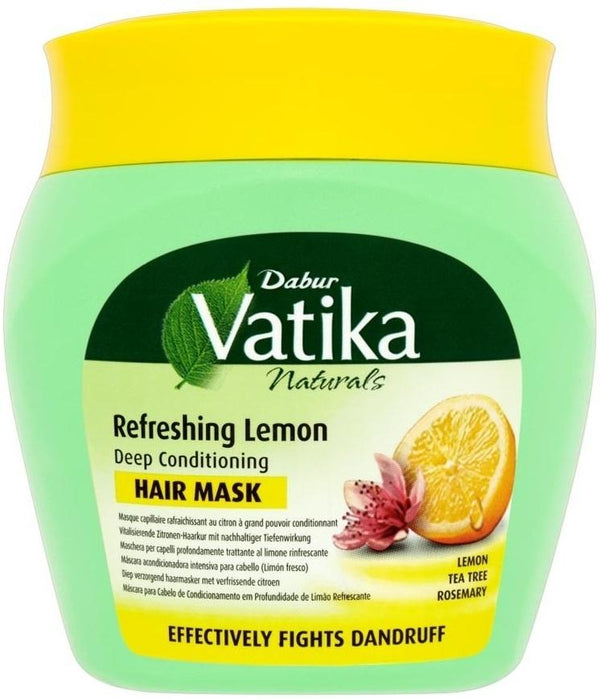 Vatika Lemon Hair Mark MirchiMasalay