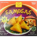 Deep Potato & Peas Samosa (24pcs) - MirchiMasalay