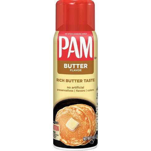 Pam Spray With Butter Oil MirchiMasalay