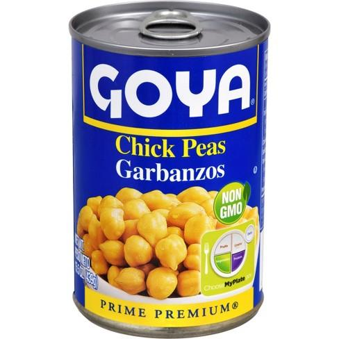 Goya Chickpeas MirchiMasalay
