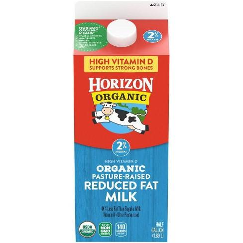 Horizon Organic 2% Milk MirchiMasalay