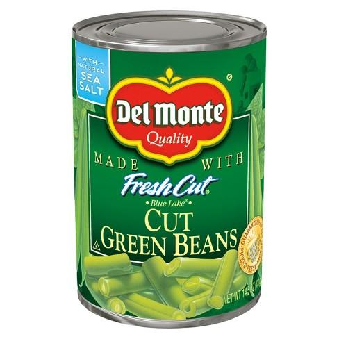 Delmonte Cut Green Beans MirchiMasalay