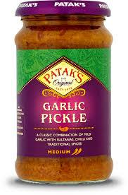 Garlic pickle - MirchiMasalay