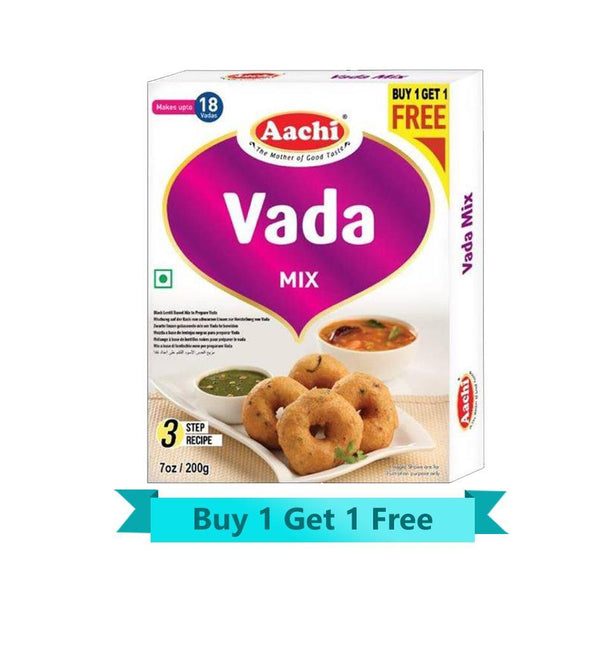Aachi Vada Mix Instant Mix MirchiMasalay