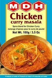 MDH Chicken Curry Masala - MirchiMasalay