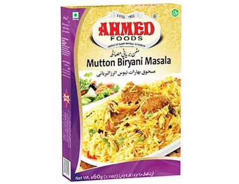 Mutton Biryani Masala spices MirchiMasalay