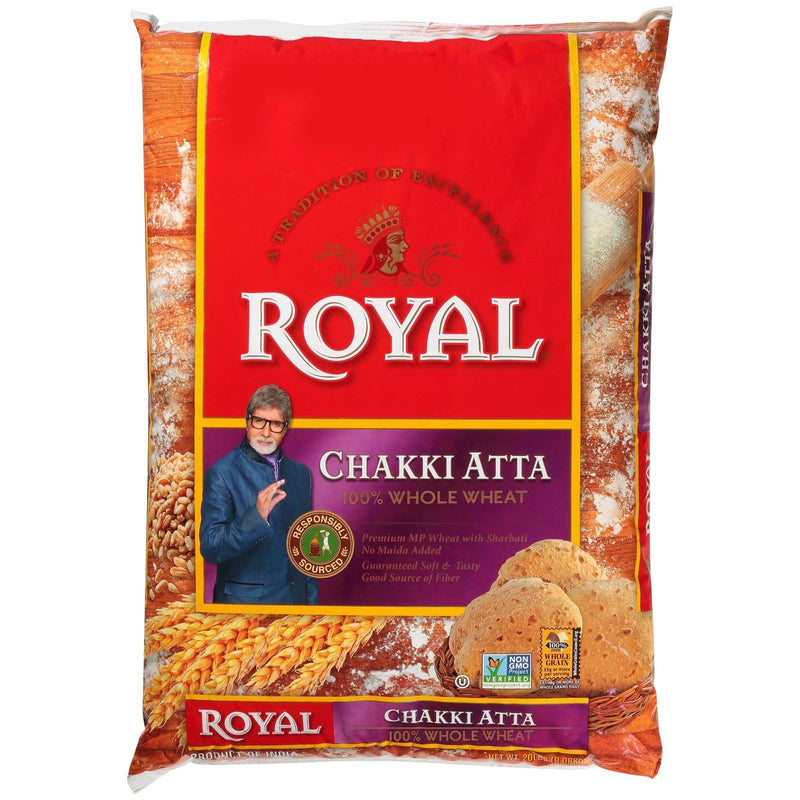 Royal Chakki Atta - MirchiMasalay