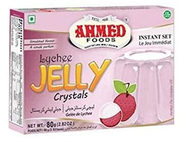Ahmed Lychee Jelly Crystals Instant Mix MirchiMasalay