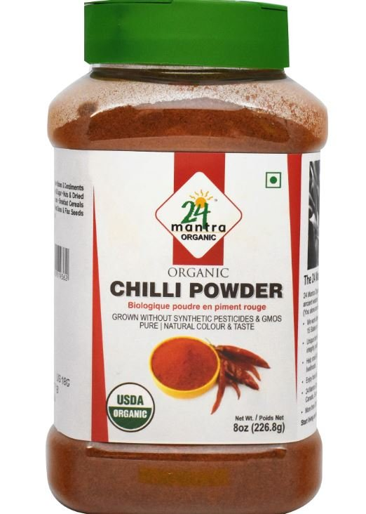 24 Mantra Organic Chilli Powder MirchiMasalay