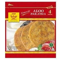 Deep Aloo Paratha (4pcs) Deep paratha MirchiMasalay