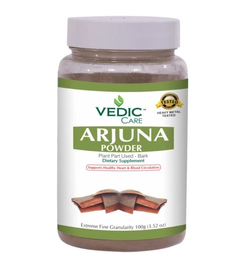 Vedic Arjuna Powder MirchiMasalay
