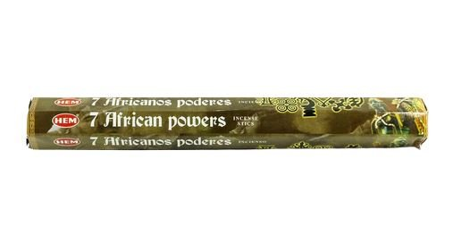 7 African Powers MirchiMasalay (20 Sticks Per Pack)