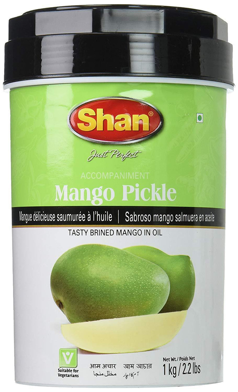 Shan Mango Pickle - MirchiMasalay