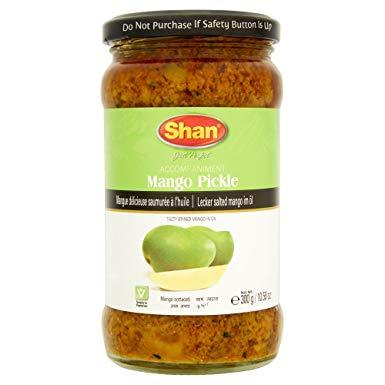 Mango Pickle - MirchiMasalay