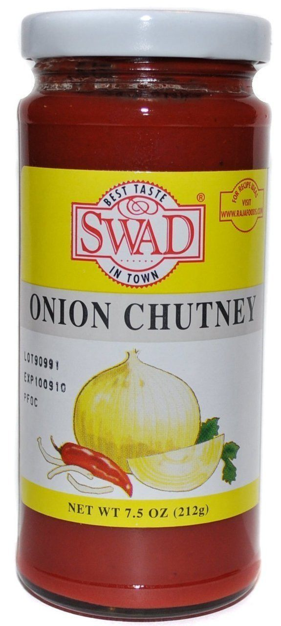 Swad Onion Chutney - MirchiMasalay