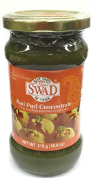 Swad Pani Puri Concentrate Chutney MirchiMasalay
