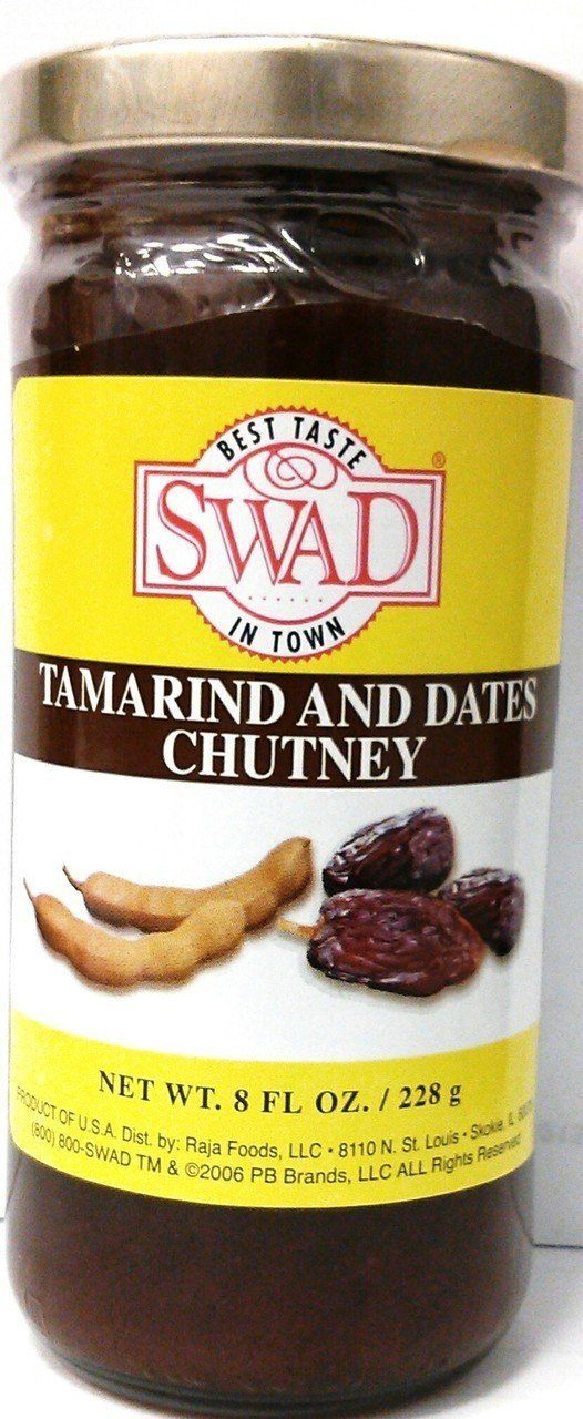 Tamarind & Dates Chutney - MirchiMasalay
