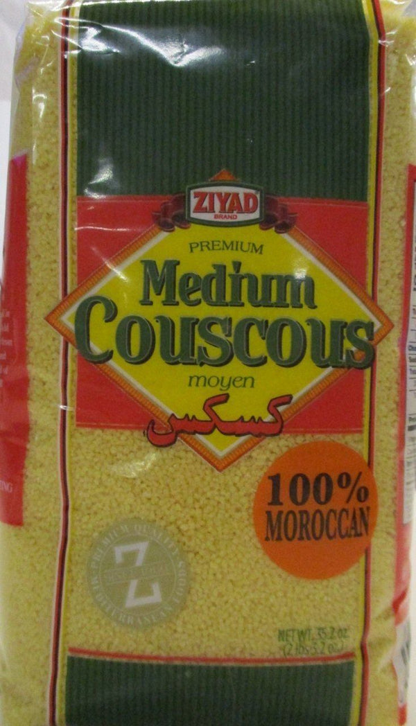Ziyad Medium Couscous - MirchiMasalay