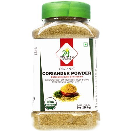 24 Mantra Coriander Powder