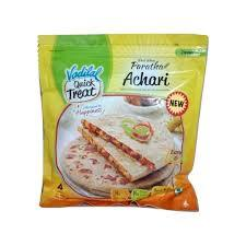 Vadilal quick Treat Paratha Achari ( 4 pcs ) - MirchiMasalay
