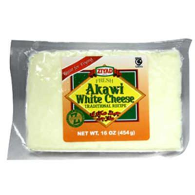 Ziyad Akawi White Cheese MirchiMasalay