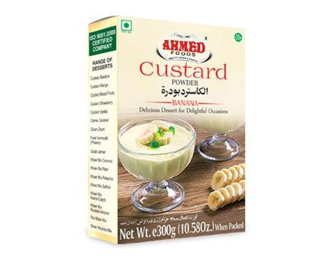 Banana Custard Instant Mix MirchiMasalay