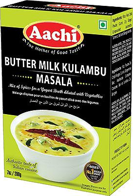 Aachi Butter Milk Kulambu Masala spices MirchiMasalay