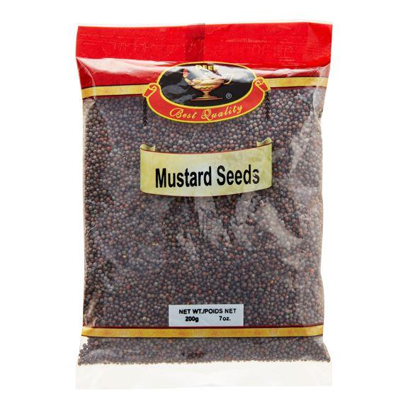 Deep Mustard Seeds spices MirchiMasalay