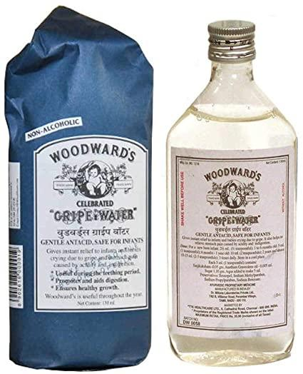 Woodward's Gripe Water MirchiMasalay