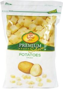 Deep Frozen Potatoes Diced - MirchiMasalay