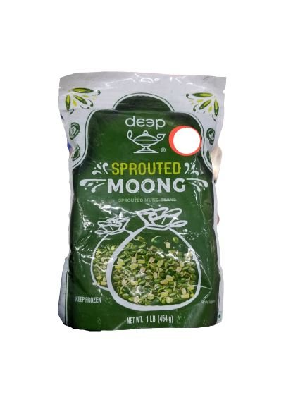 Deep Sprouted Moong MirchiMasalay