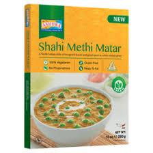 Ashoka Shahi Methi Matar MirchiMasalay