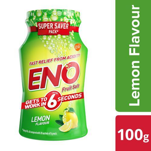 Eno Fruit Salt- Lemon Flavor MirchiMasalay