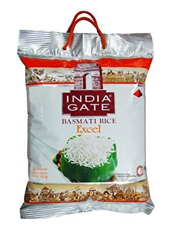 India Gate Basmati Rice MirchiMasalay