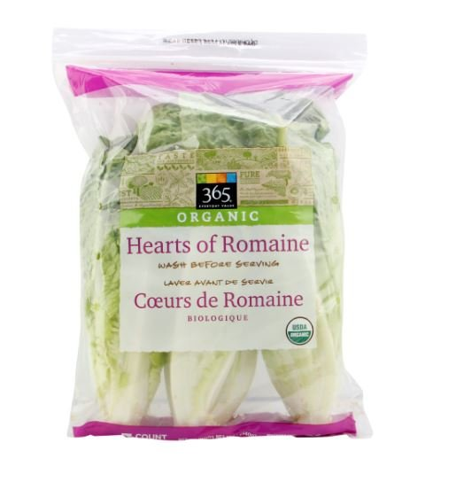 Organic Romaine Hearts MirchiMasalay