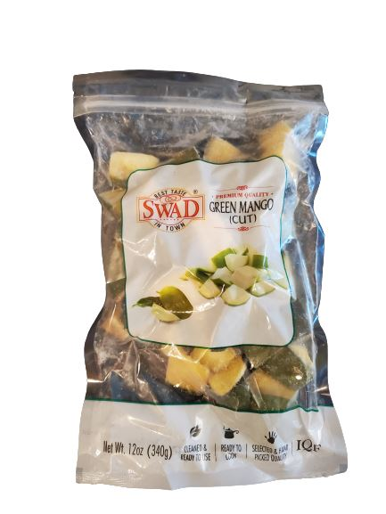 Swad Diced Green Mango MirchiMasalay