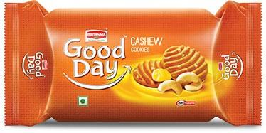 Britannia Good Day Cashew Cookie Britannia Biscuits MirchiMasalay