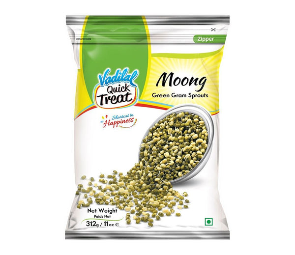 Vadilal Moong (Green Gram Sprouts) MirchiMasalay