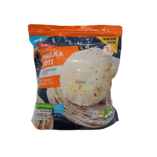 Haldirams Phulka Roti Value Pack (30 pcs) MirchiMasalay