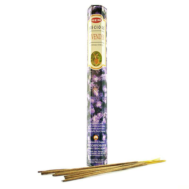 Lavender MirchiMasalay ( 20 Sticks Per Pack)