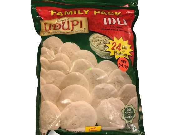 Udupi Idli Vada Value Pack (24pcs) MirchiMasalay