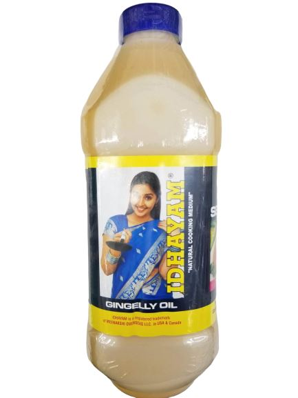Idhayam Sesame Seed Oil MirchiMasalay
