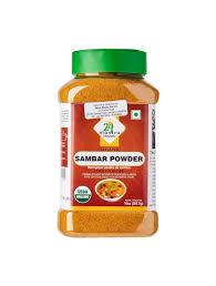 24 Mantra Sambar Powder MirchiMasalay