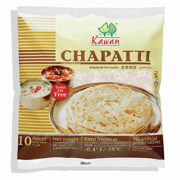 Kawan Chapathi (10pcs) - MirchiMasalay