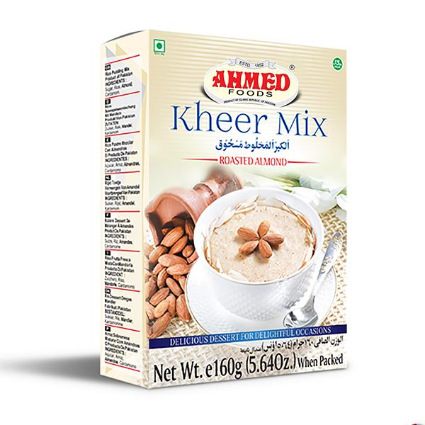 Ahmed Kheer Mix Roasted Almond Instant Mix MirchiMasalay