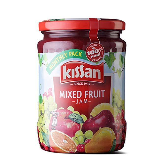 Kissan Mixed Fruit - MirchiMasalay