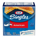 Kraft American Cheese Single 24 Slices - MirchiMasalay
