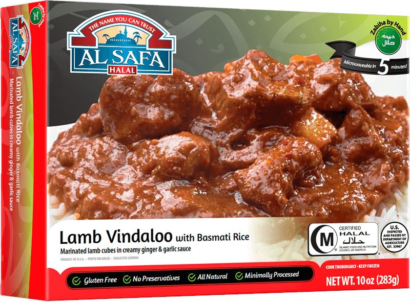 Al Safa Lamb Vindaloo MirchiMasalay