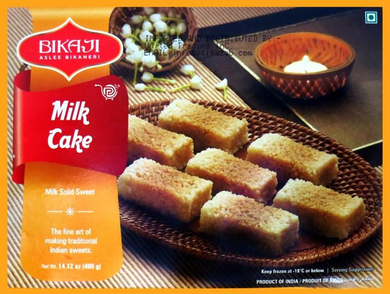 Milk Cake MirchiMasalay