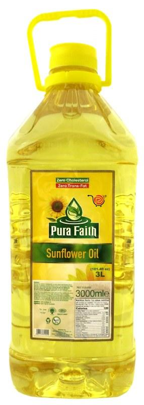 Pura Faith Sunflower Oil MirchiMasalay